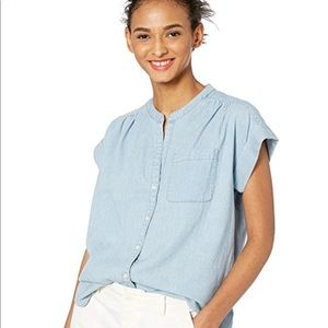 JCrew Jean shirt